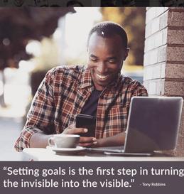 man_happy_goals